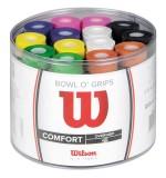 Tambor Wilson 50 Overgrips Colores Bowl
